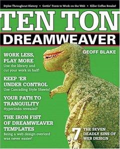 Ten Ton Dreamweaver-cover