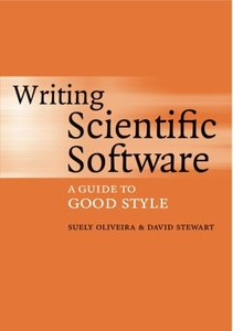 Writing Scientific Software: A Guide to Good Style (Paperback)-cover
