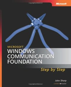 Microsoft Windows Communication Foundation Step by Step-cover