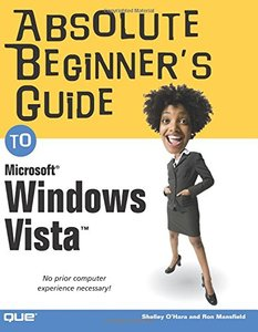 Absolute Beginner's Guide to Microsoft Windows Vista-cover