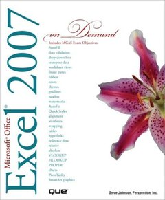 Microsoft Office Excel 2007 On Demand-cover