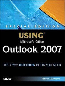 Special Edition Using Microsoft Office Outlook 2007-cover