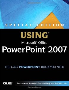 Special Edition Using Microsoft Office PowerPoint 2007-cover