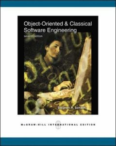 Object-Oriented & Classical Software Engineering, 7/e (IE) (美國版ISBN:0073191264)-cover