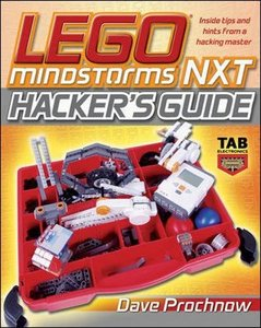 LEGO MINDSTORMS NXT Hacker's Guide-cover