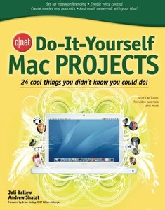CNET Do-It-Yourself Mac Projects-cover