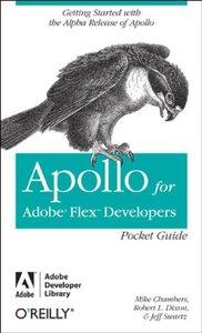 Apollo for Adobe Flex Developers Pocket Guide (Paperback)-cover