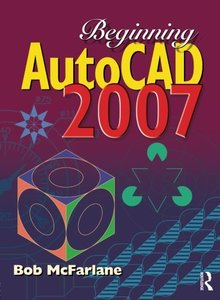 Beginning AutoCAD 2007 (Paperback)-cover