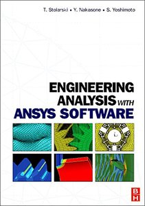 Engineering Analysis with ANSYS Software (Paperback)-cover