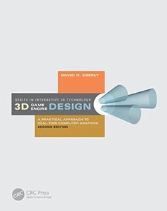 3D Game Engine Design : A Practical Approach to Real-Time Computer Graphics, 2/e (Hardcover)-cover