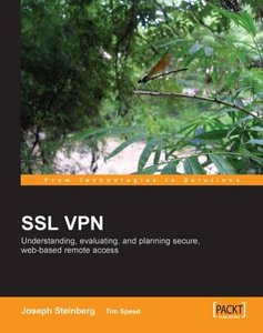Ssl Vpn: Understanding, Evaluating And Planning Secure, Web-based Remote Access-cover