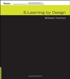 e-Learning by Design (Paperback)-cover