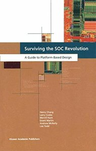 Surviving the SOC Revolution - A Guide to Platform-Based Design-cover