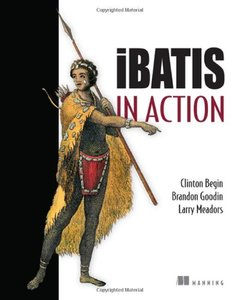 Ibatis in Action (Paperback)-cover