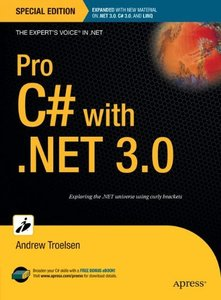 Pro C# with .NET 3.0, Special Edition-cover