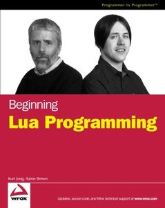 Beginning Lua Programming (Paperback)-cover