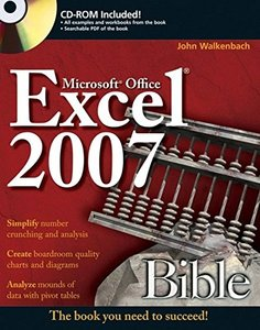 Excel 2007 Bible-cover