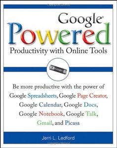 Google Powered: Productivity with Online Tools-cover