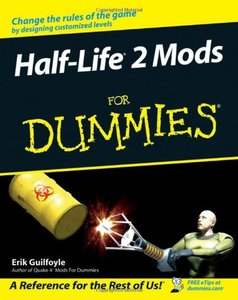 Half Life 2 Mods For Dummies (Paperback)-cover
