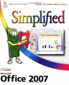 Microsoft Office 2007 Simplified-cover