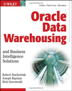 Oracle Data Warehousing and Business Intelligence Solutions (Paperback)-cover