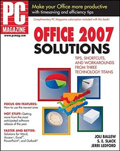 PC Magazine Office 2007 Solutions-cover
