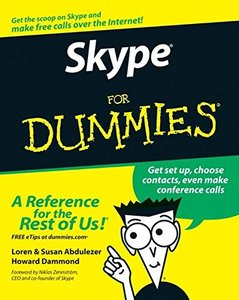 Skype For Dummies-cover