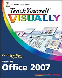 Teach Yourself VISUALLY Microsoft Office 2007 (Paperback)-cover