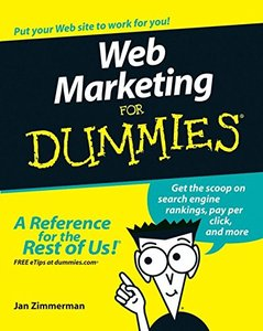 Web Marketing For Dummies-cover
