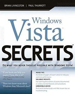 Windows Vista Secrets (Paperback)-cover
