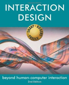 Interaction Design: Beyond Human Computer Interaction, 2/e-cover