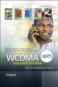 WCDMA Deployment Handbook: Planning and Optimization Aspects-cover