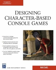 Desiging Character-Based Console Games-cover