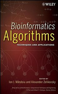 Bioinformatics Algorithms: Techniques and Applications (Hardcover)-cover