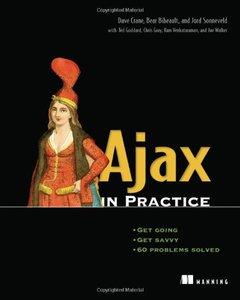 Ajax in Practice (Paperback)-cover