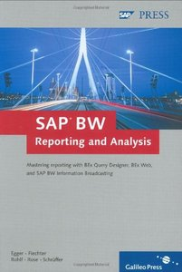 SAP BW Reporting And Analysis (Hardcover)-cover