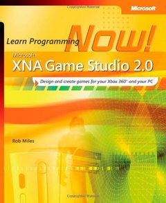 Microsoft XNA Game Studio 2.0: Learn Programming Now! (Paperback)-cover