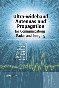Ultra-Wideband Antennas and Propagation for Communications, Radar and Imaging-cover