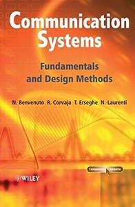 Communication Systems: Fundamentals and Design Methods-cover