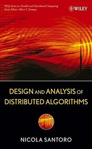 Design and Analysis of Distributed Algorithms-cover