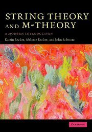 String Theory and M-Theory: A Modern Introduction (Hardcover)-cover