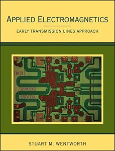 Applied Electromagnetics: Early Transmission Lines Approach【含Access Code,經拆封不受退】(Hardcover)-cover