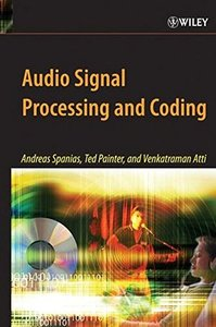 Audio Signal Processing and Coding (Hardcover)-cover