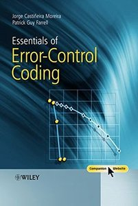 Essentials of Error-Control Coding-cover