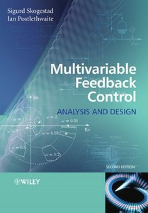 Multivariable Feedback Control: Analysis and Design-cover