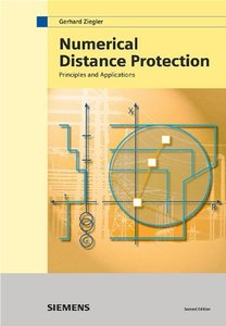 Numerical Distance Protection: Principles and Applications, 2/e-cover