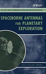 Spaceborne Antennas for Planetary Exploration-cover