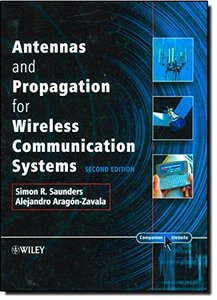 Antennas and Propagation for Wireless Communication Systems, 2/e (Hardcover)-cover