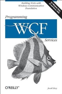 Programming WCF Services-cover