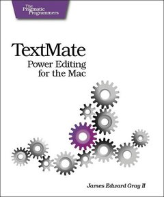 Textmate: Power Editing for Everyone-cover